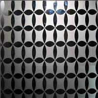 厂家专业生产304不锈钢镜面蚀刻花纹板