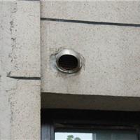 供应厨房排风装饰品外墙不锈钢防雨罩厂家