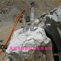 破碎岩石机械,高效静态施工劈裂机