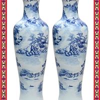 大花瓶礼品 高档陶瓷大花瓶