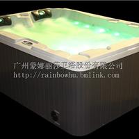 酒店按摩户外泳池浴缸水疗浴缸别墅浴缸