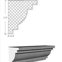 供应EPS泡沫厂家|EPS泡沫成品装饰线条价格