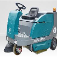 沧州衡水工厂车间库房全自动洗地机清洗地面
