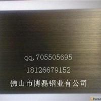 不锈钢蚀刻古青铜板 拉丝青古铜板