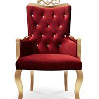 杭州餐厅桌椅┃酒店餐桌椅┃欧式椅子定做