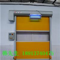 供应太仓昆山PVC快速门,地磁感应快速门