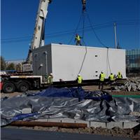 冷水机组吊装搬运,大型设备吊装公司
