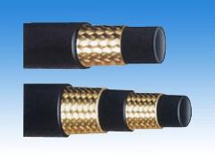 衡水双层高压钢丝编织胶管