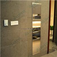 ALOYCO品牌三合一不锈钢嵌入式组合柜