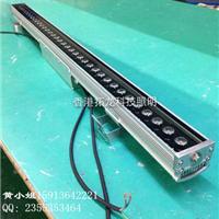 供应供应36WDMX512外控RGB户外防水线条灯