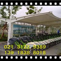 上海车棚 膜结构景观棚设计安装