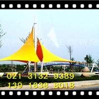景观小品设计 膜结构景观棚订做安装