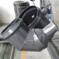 厂家定制钢塑异径弯头UPVC管道连接弯头
