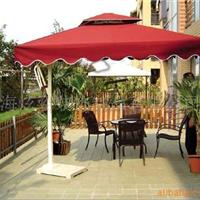 供应上海富彩室外遮阳伞价格低质量好
