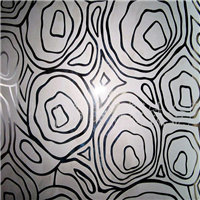 不锈钢镜面蚀刻板 304不锈钢腐蚀花纹板