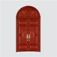 防盗门生产厂家-步阳钢木装甲门成品门