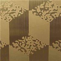 彩色不锈钢装饰板 不锈钢电梯装饰板价格