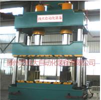 供应1000吨四柱液压机钢木门压花液压机