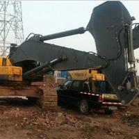 沃尔沃EC480挖掘机岩石臂 挖土机岩石臂