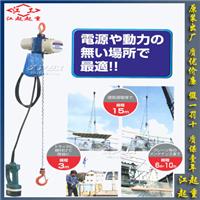供应日本EAGLE鹰牌BBC充电式迷你电动葫芦