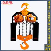 供应韩国DAESAN DSA固定式环链电动葫芦