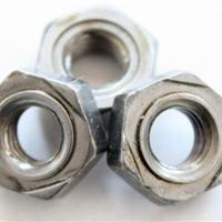 供应东莞六角焊接螺母焊接方螺母点焊螺母