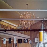 供应电动窗帘,电动罗马杆,三米轨道成品