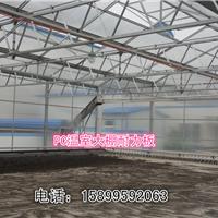 PC板材建造温室时安装简易,温室造价低