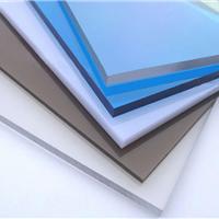 pc板最明显的优势是透光率高耐冲击强度高级