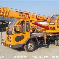 2017较新国五勤昌8吨吊车型号 小型吊车价格