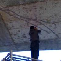 桥梁梁边板裂缝修补 环氧树脂低压注胶