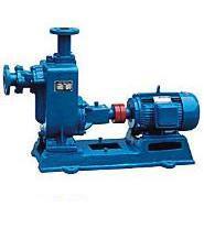 供应ZW自吸式无堵塞排污泵