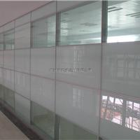 供应广州深圳东莞惠州双玻办公隔断玻璃隔断