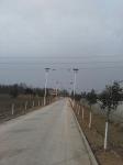 秦汉新城星太月路灯厂