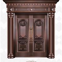 供应铜门 防盗门 钢质进户门