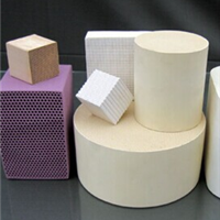 供应耐火材料-蜂窝陶瓷