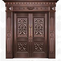 供应铜门 不锈钢镀铜门