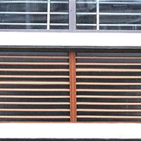 锌钢百叶窗/锌钢护栏淮安美固锌钢护栏百叶窗有限公司
