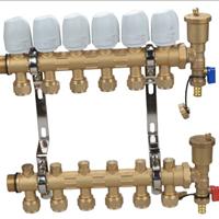 供应智能型分集水器(内置流量调节)
