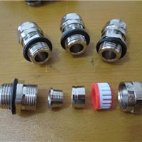 供应M25铜镀镍铠装防爆电缆锁头价格厂家