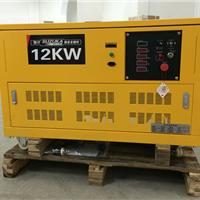 12KW汽油发电机