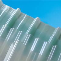 屋顶专用材料-树脂瓦 彩钢瓦 透明瓦一条街