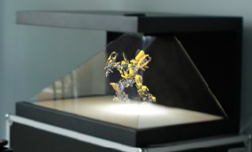 供应全息幻影玻璃 钢化8mm厚度 厂价直销