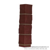 新款3D仿砖外墙挂板 邦德101配件 PP材料