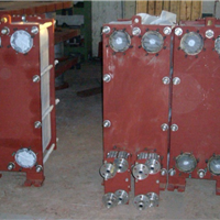 BR05M海水冷却器,广东 禅能 换热器