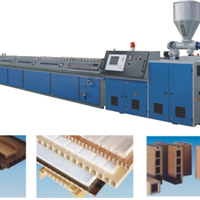 供应木塑板生产线/长城板设备