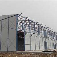 供应威海彩钢厂家 威海彩钢房批发 彩钢板房