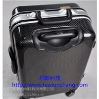 南通君彰专业生产碳纤维拉杆箱