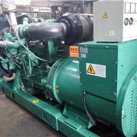 供应二手柴油发电机沃尔沃250KW