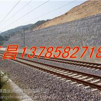 铁路路基边坡铺彻格宾网、公路路堤格宾石笼
